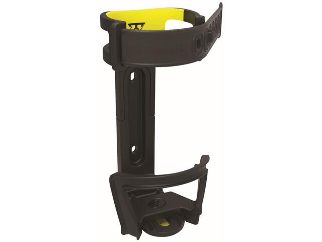 Topeak Modula JavaSlim Flaskeholder, black/yellow